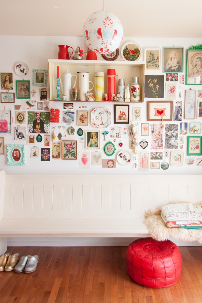 Tif Fussell's Charming Creative Home