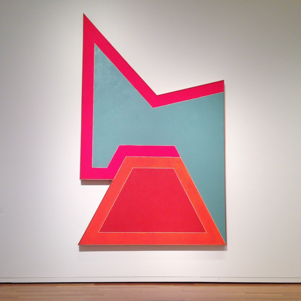 Frank Stella | Seattle Art Museum