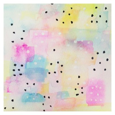 Popsicle | Abstract Surface Design by Melanie Biehle