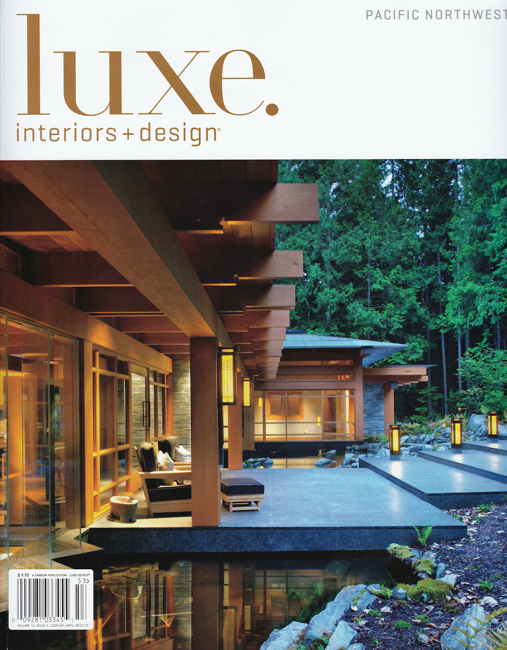 Photography luxe interiors design magazine summer 2015 Interiors and decor magazine