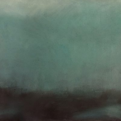 the deep abstract pastel drawing by melanie biehle