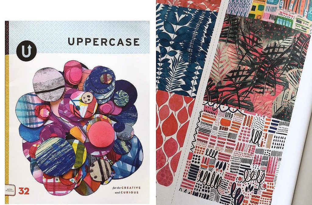 UPPERCASE Magazine Surface Pattern Design Guide 2nd Edition 2017