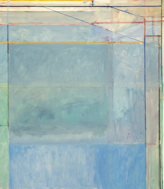 Inspiration: Richard Diebenkorn