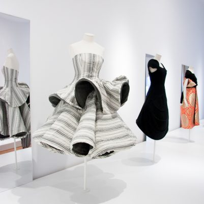 Future Beauty: 30 Years of Japanese Fashion | Seattle Art Museum | Photography by Melanie Biehle