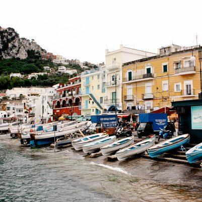 Capri, Italy | 2009
