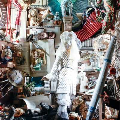 Bergdorf Goodman Holiday Window Display | NYC, 2009 | by Melanie Biehle, Interiors, Travel, Lifestyle Photographer