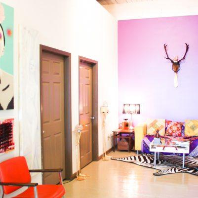 Bemis Building Live/Work Artist Lofts