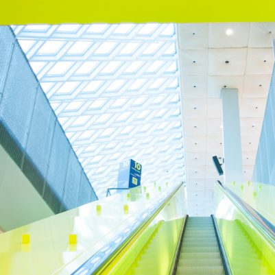 Seattle Public Library | Central Library Designed by Rem Koolhaas | by Melanie Biehle, Interiors, Travel, Lifestyle Photographer