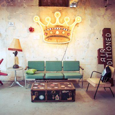 Roadhouse Relics | Austin, TX | 2012