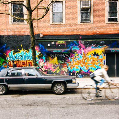 Lower East Side by Melanie Biehle
