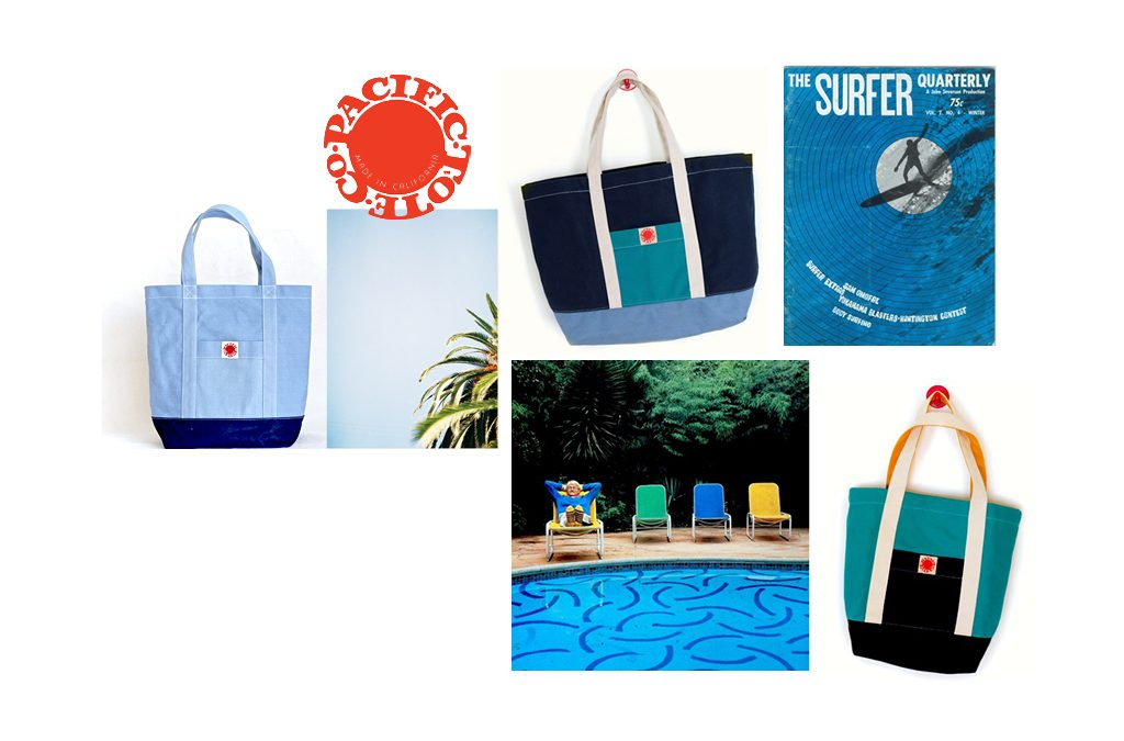 Pacific Tote Company, I Love Your California Surfer Vibe