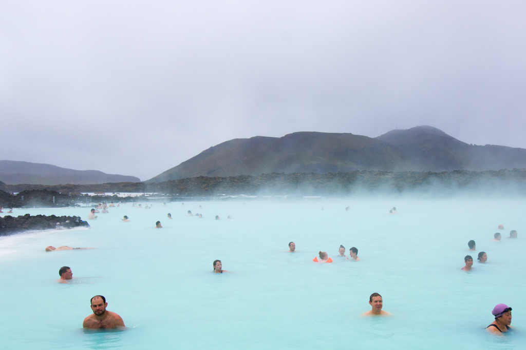 The blue lagoon and our airbnb in reykjav k iceland for Where is the blue lagoon located in iceland