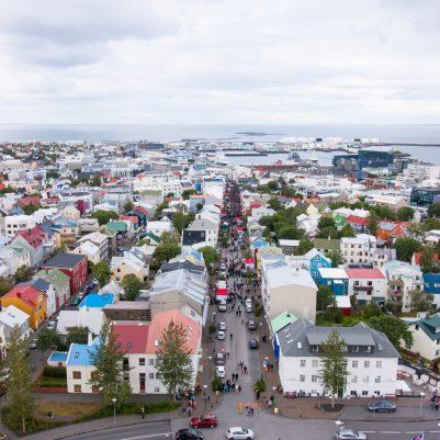 Walking Around Reykjavik by Melanie Biehle-19