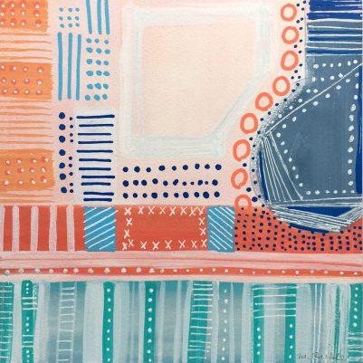 West Elm Abstract 1 Melanie Biehle