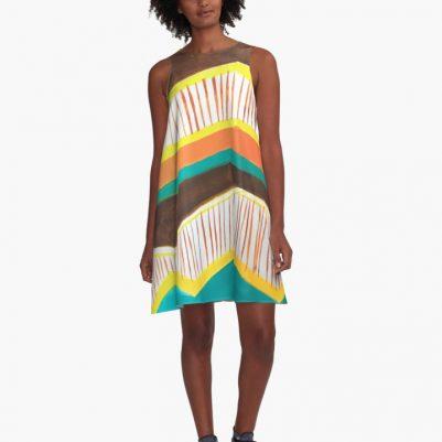 malibu aline dress