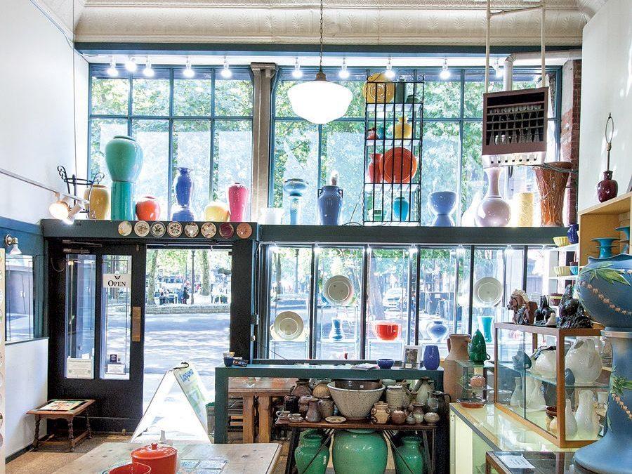 Client Work: Laguna Pottery for LUXE Interiors + Design Magazine