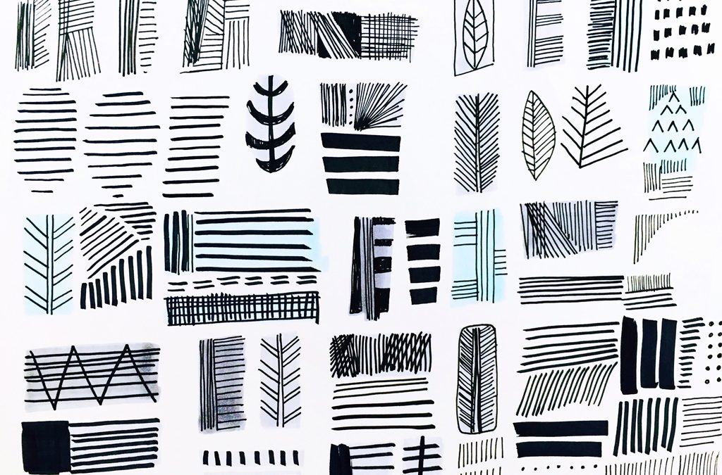 Surface Design with Copic Markers