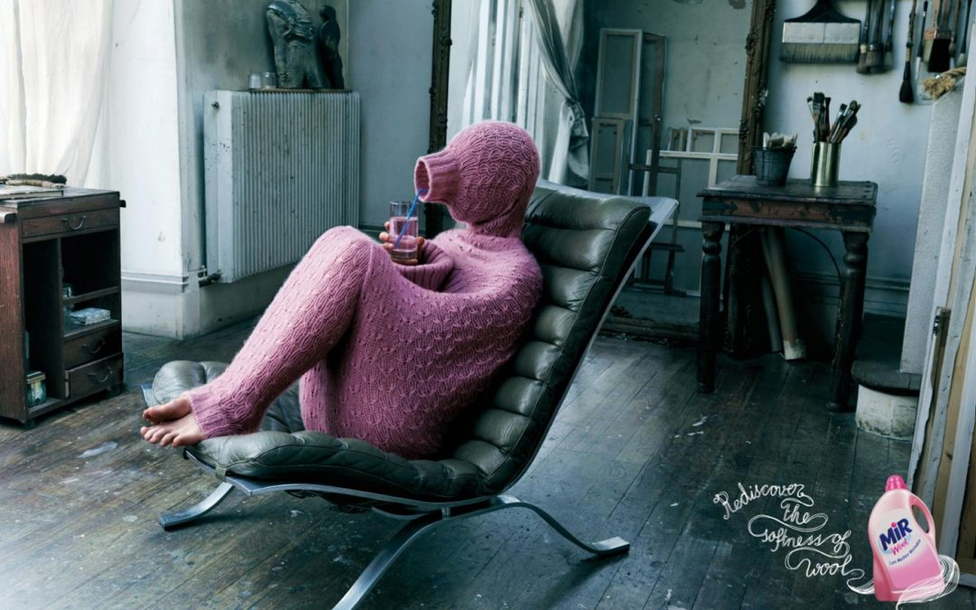 Current Mood: I Need An Introvert Sweater