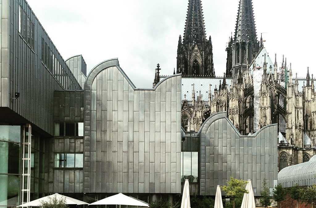 Inspired by Travel: Cologne, Germany